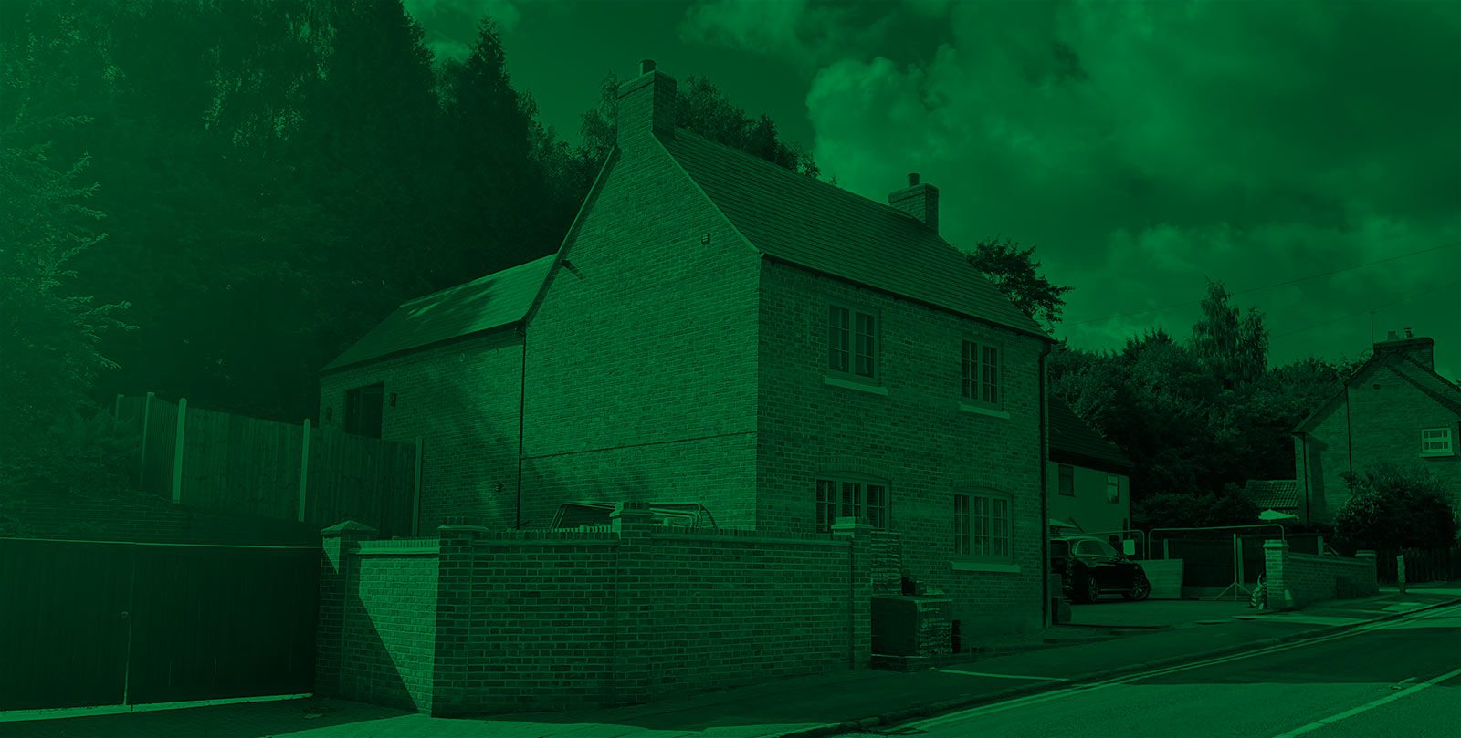 New Dwelling in the Castle Donington Conservation Area